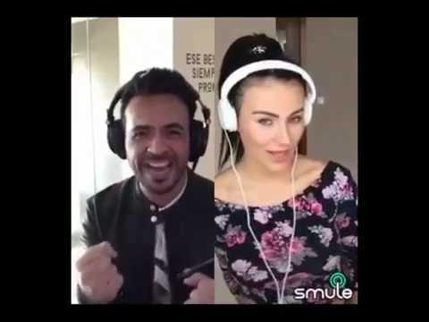 Luis Fonsi ft Demi Lovato Echame la culpa Cover Duet Esra