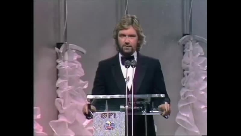 WHAM! Elton John win Outstanding Contribution presented by Norman Tebbit | BRIT Awards 1986
