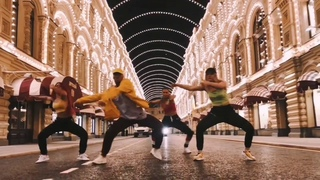 Школа танцев Касабланка. Реггетон. Хореография Тиаго Мендес.