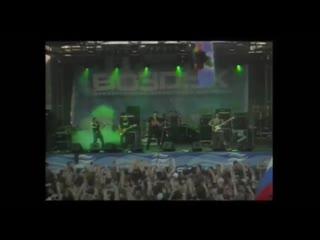 Король и Шут - Проклятый Старый Дом на фестивале Воздух 2006