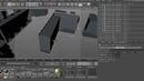 004. Таня Гроттер в Cinema 4D. Работа со сплайнами и структурой объектов.Фундамент,этаж и Перекрытие