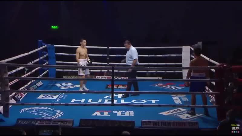 Нуртас Ажбенов vs Джейр Магбу полный бой 6 04 2020