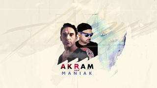 AKRAM AND DJ MANIAK - AMORE