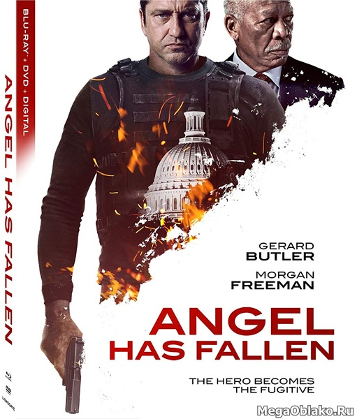 Падение ангела / Angel Has Fallen (2019/BDRip/HDRip)