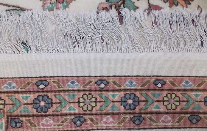 Как отличить ковры ручной работы от машинной?