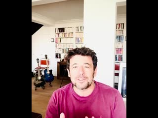 Patrick Bruel_Annonce Stand up at