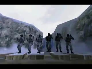 Приколы кс 1.6[counter strike]