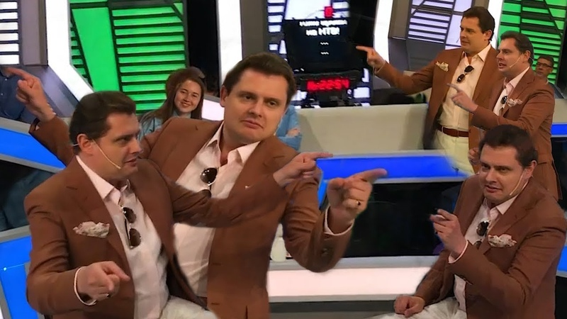 Видео рвет Интернет Понасенков дрессирует массовку на НТВ как надо мешать оппозиционеру