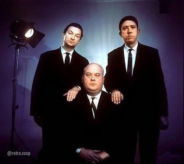 Кто из троицы вам нравится больше
