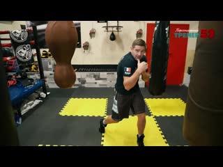 Защита от ударов в боксе - Уклоны и нырки для начинающих