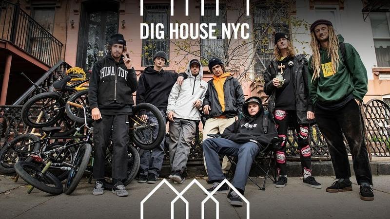 DIG BMX HOUSE NYC insidebmx