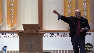 MOS Memorial Day Conference - Noe Lopez, HBC - Deliverance from Godly Soul-Tie Breakers