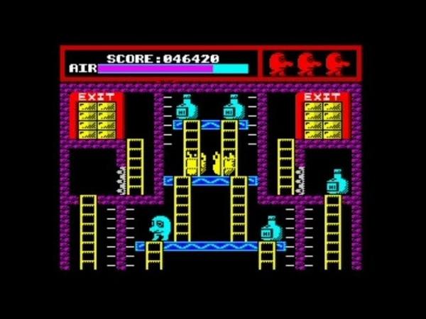 Willy Wino's Stag Night 1988 2019 re crack Walkthrough ZX Spectrum