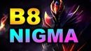 NIGMA vs B8 - Dendi vs KuroKy - ESL Los Angeles 2020 DOTA 2