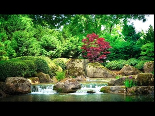 Japanese Garden・Zen・Meditation Music・Healing Music・Sleep Music Soothing Music・Calming Music・Piano