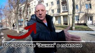 Воронежский фанат Путина облаял митинг против властей