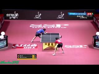 Xu Xin vs Lin Gaoyuan - MS-FINAL - 2019 Asian Championships