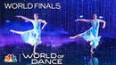 Ellie Ava Perform Moving Knocking on Heavens Door Routine - World of Dance World Finals 2019