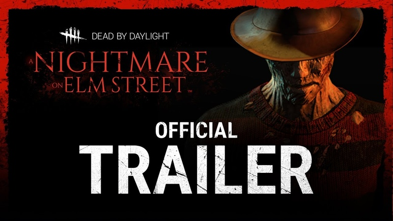 Dead by Daylight A Nightmare on Elm Street™ Official Trailer