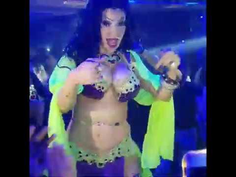 Brenda belly dance batnadini رقص شرقى