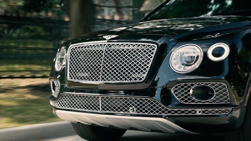 World's First Bulletproof Bentley Bentayga by INKAS® Armored