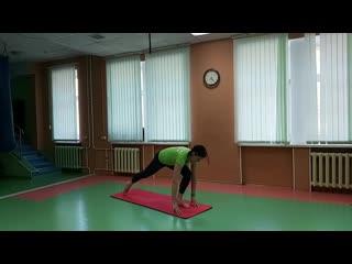 ОНЛАЙН тренировка - FS (Гибкая сила) - Серебрякова Анастасия - bodyboom