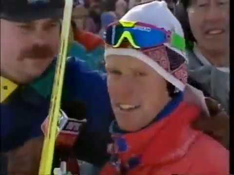 1994 02 17 Олимпийские игры Лиллехаммер лыжные гонки 10 км мужчины классический стиль
