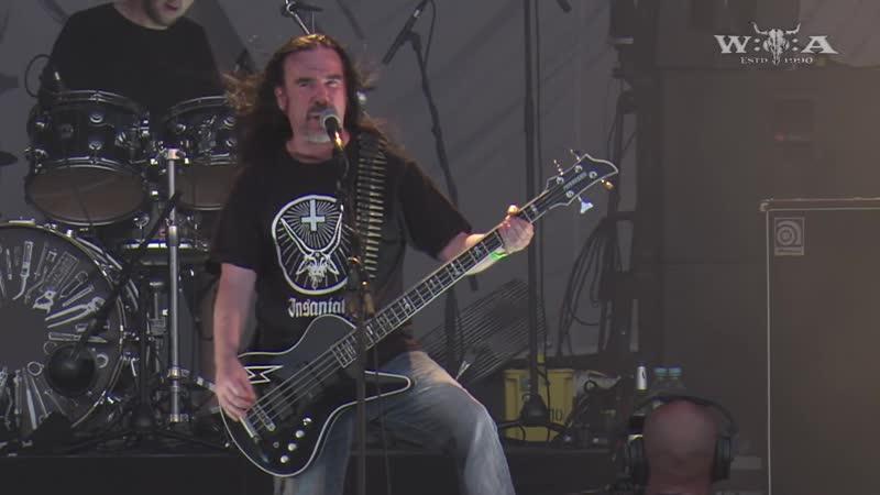 Carcass 3 Songs Live at Wacken Open Air 2014