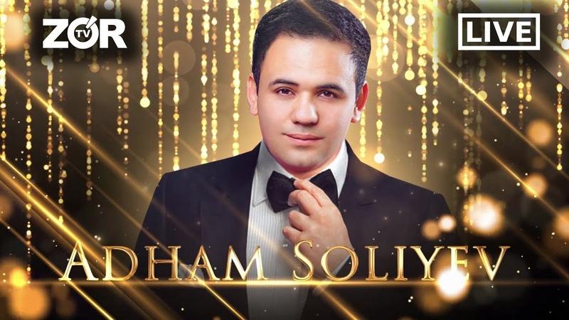 Adham Soliyev konsert dasturi 2020