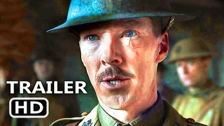 1917 Official Trailer #1 [HD] Richard Madden, Benedict Cumberbatch, Mark Strong