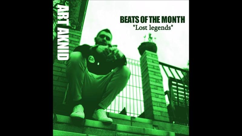Art Aknid Lost Legends Instrumental Hip Hop FREE DOWNLOAD 2020
