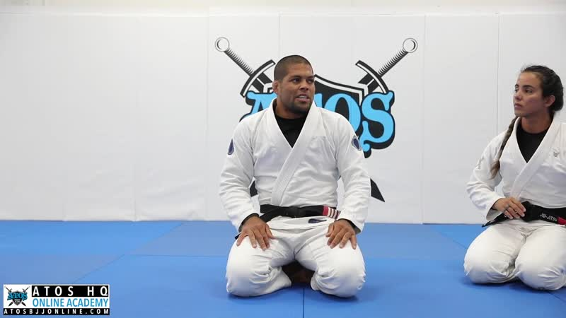 Andre Galvao Closed Guard Attacks Basic Mount Escape Details hip bump upa flower sweep