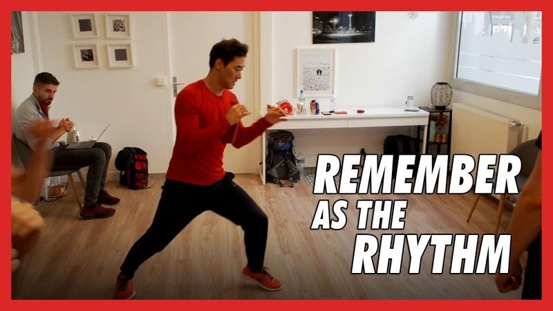 Remember as the rhythm in Paris - DK Yoo