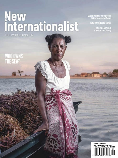 New Internationalist 09.10 2019