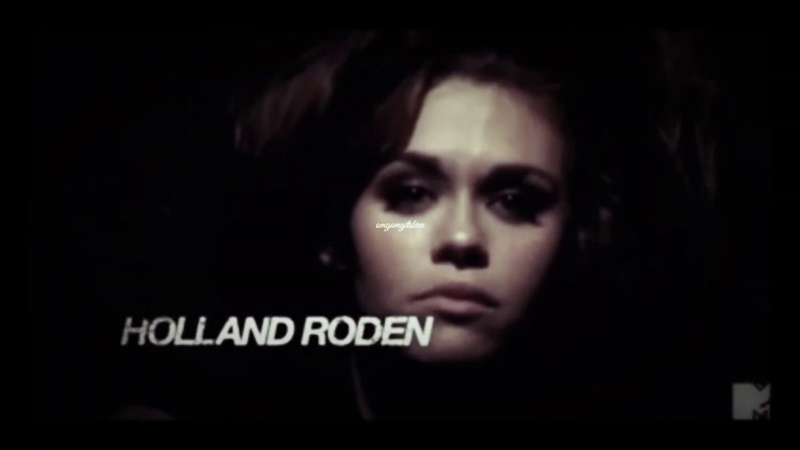 I'll be watching you Red Riding Hood Fake Horror Trailer Edit starring Holland Roden