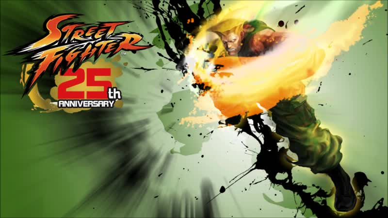 SF 25th Anniversary Guile Theme ¦ Epic Rock Cover