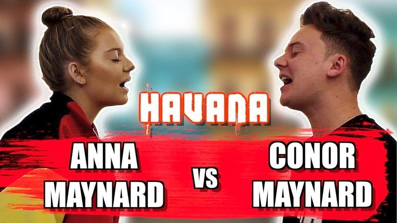 Camila Cabello Havana SING OFF vs My Little Sister