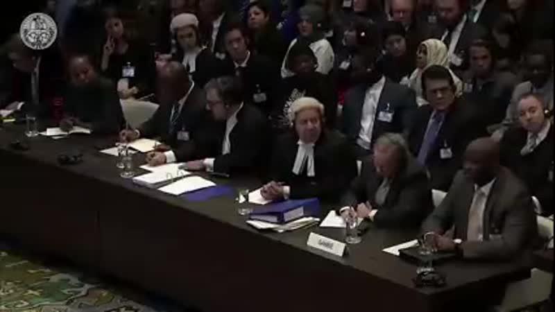 ICJ မှာ တရားရင်ဆိုင်ဖို့ ရှေ့နေအဖွဲ့ကို မြန်မာဘယ်လိုဌားခဲ့လဲ