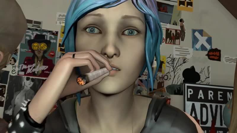[LiS] Chloe is Lit AF