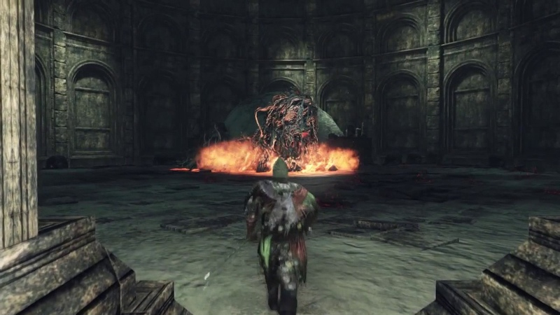 Dark Souls 2 - Twisted Barricade PVE