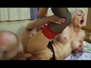 ПОРНО -- ЕЙ 58 -- ЕБАТЬ СТАРУХУ НЕ ТАК ЛЕГКО -- gilf porn sex --  - Lady Sextasy.