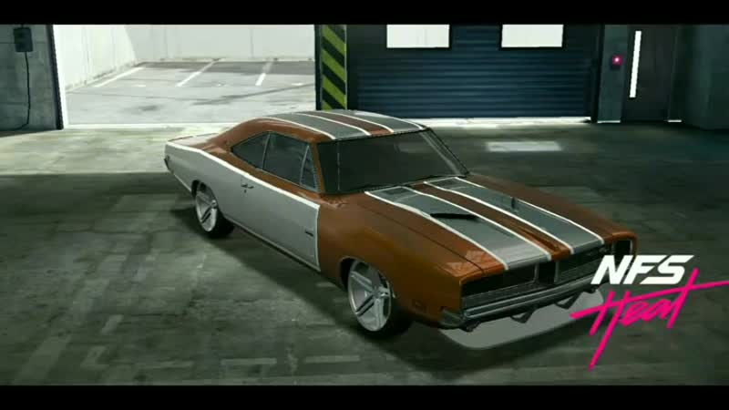 NEED FOR SPEED HEAT Angie's Dodge Charger R T 70' from Carbon
