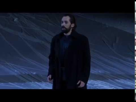 Elmar Gilbertsson Eugene Oneguine Lensky Icelandic Opera Reykjavík live October 2016