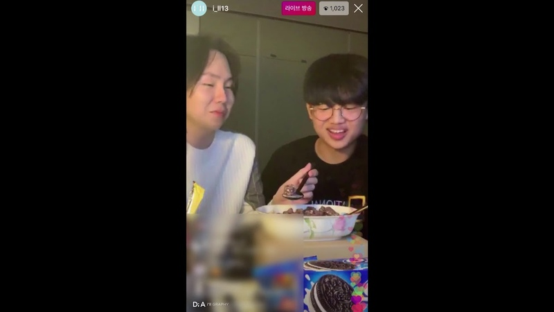 20191029 i'll 아일 인스타 라이브방송 (w.김영소)