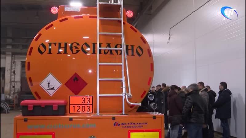 Результатом сотрудничества России и Испании стало производство цистерн для перевозки нефтепродуктов