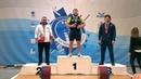 Андрей Арямнов BLR Men 109kg XII Mediterranean Cup Serravalle 2019