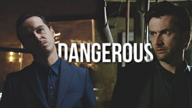 Kilgrave Moriarty ][ Dangerous