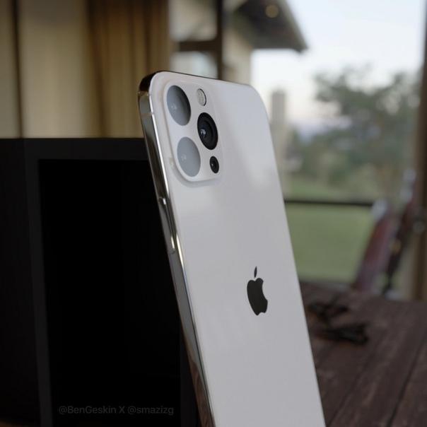 iPhone 12 получит большие изменения дизайна и