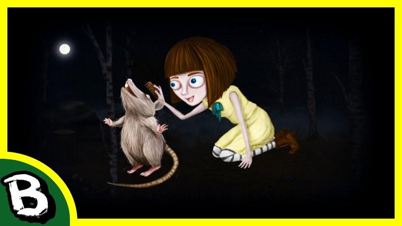 Fran Bow ♠ Странные приключения на попу в лесу ♠ прохождение Френ Боу на русском