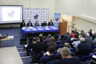 Общее собрание членов Федерации баскетбола Самарской области-201